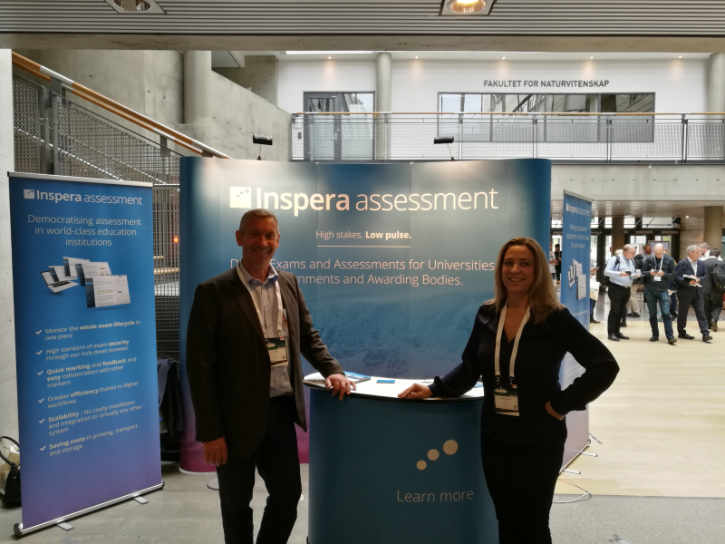 Inspera Assessment at the EUNIS2019 conference
