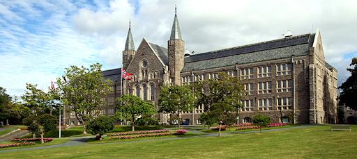 NTNU Trondheim campus
