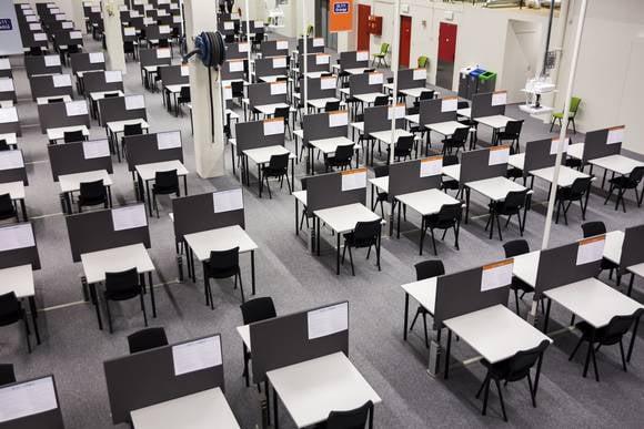 NTNU- Exam factory Seats