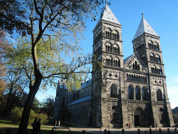 Lund Catherdral