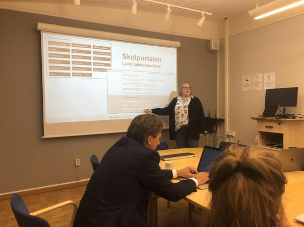 Swedish user conference K12