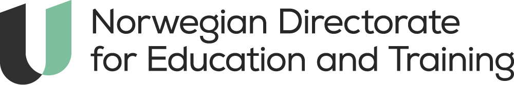 Norwegian directorate for education and training logo