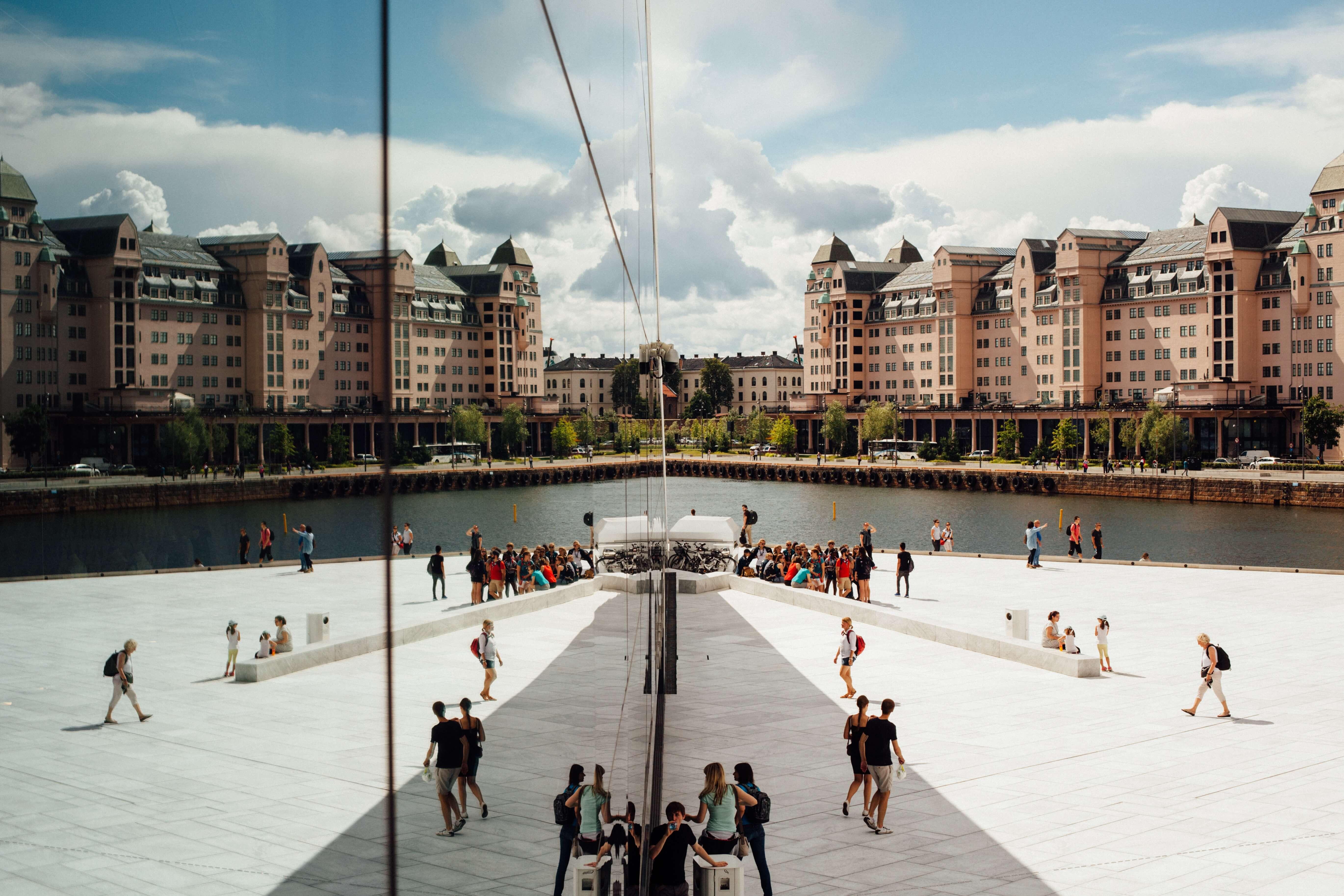 Oslo harbourfront