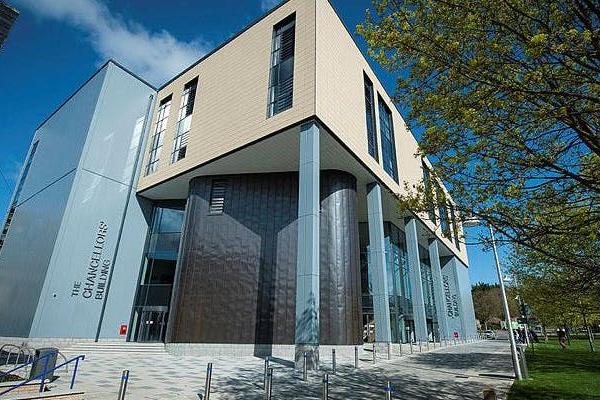 Bath University Building