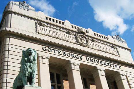 university gothenburg